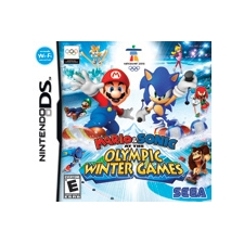 Sega 67030 Sega Mario & Sonic at the Olympic Winter Games - Complete Product