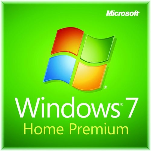 Microsoft Corporation GFC-00599 Microsoft Windows 7 Home Premium - 64-bit - License and Media - 1 PC