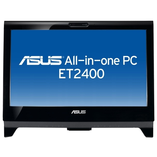 ASUS Computer International ET2400IGTS-B008E Asus EeeTop ET2400IGTS-B008E Desktop Computer - Intel Core i5 i5-2400S 2.50 GHz - All-in-One - Black