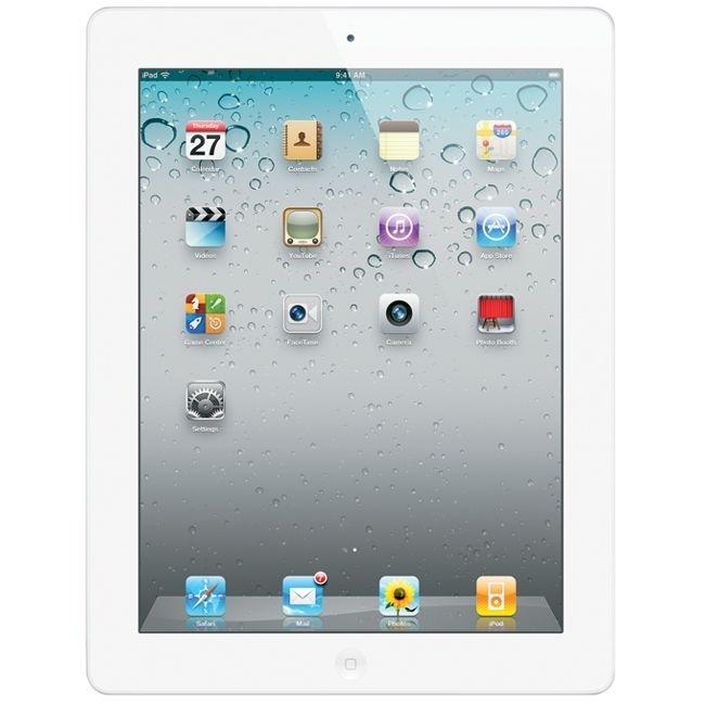 "Apple, Inc MC980LL/A Apple iPad 2 MC980LL/A 9.7"" LED Tablet Computer - Apple A5 1 GHz - White"