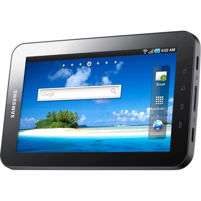 "Samsung GT-P1010CWAXAR Samsung Galaxy Tab GT-P1010CWAXAR 7"" Tablet Computer - ARM Cortex A8 1 GHz - White"