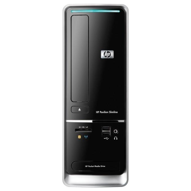 Hewlett-Packard QN565AA#ABA HP Pavilion Slimline s5-1000 s5-1060 QN565AA Desktop Computer Core i5 i5-2310 2.9GHz