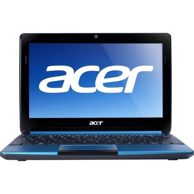 "Acer, Inc LU.SFV0D.073 Acer Aspire One AOD257-N57DQbb 10.1"" LED Netbook - Intel Atom N570 1.66 GHz"