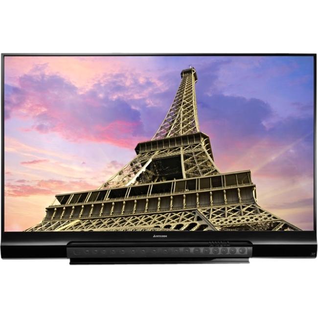 "Mitsubishi WD-73842 Mitsubishi Diamond WD-73842 73"" 3D DLP 1080p Projection TV - 16:9 - 120 Hz"