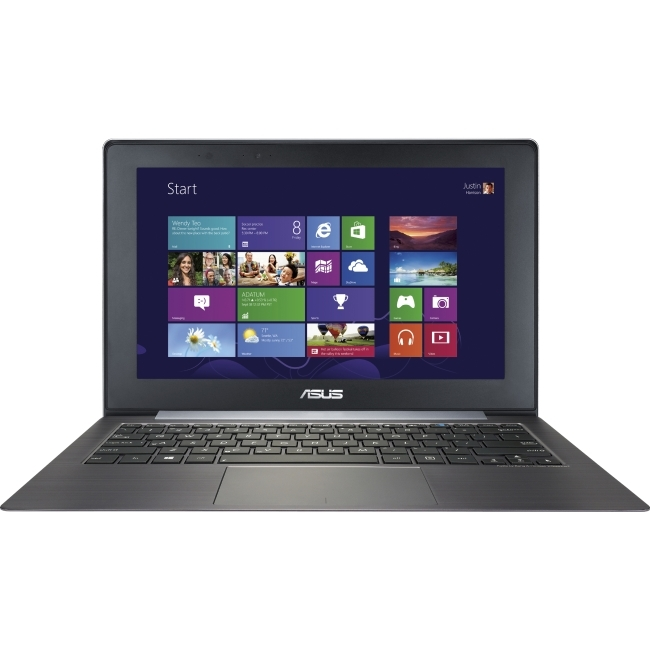 "ASUS Computer International TAICHI21-DH51 Asus TAICHI 21-DH51 11.6"" Ultrabook/Tablet - Wi-Fi - Intel Core i5 i5-3317U 1.70 GHz - LED Backlight - Silver Aluminum"